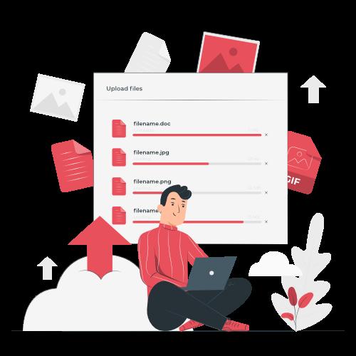 Upload/Manage Files